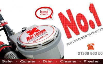 Best Choice for Carpet Cleaning in East Lothian