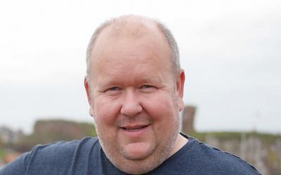 David Koch MD of Dry Fusion Ltd